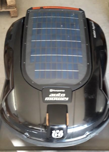 Solar Hybrid Automower