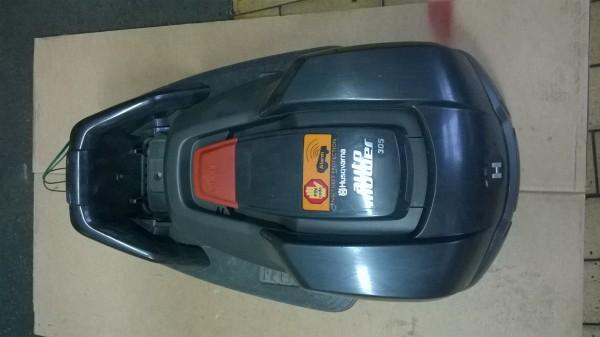 Automower 305/Granitgrau